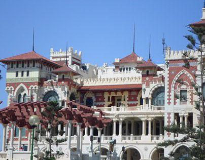 El-Montazah palace