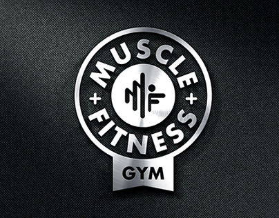 Muscle & Fitness Branding