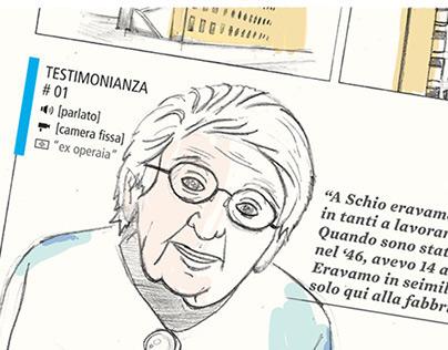 """""""Tutta la Lana del Mondo"""" - Storyboard Illustration"""