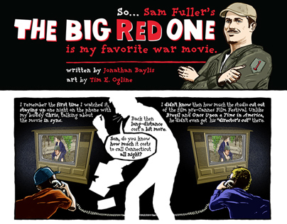 "Sam Fuller's ""The Big Red One"""