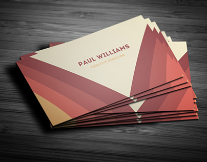 Creative Business Card   PSD Storm