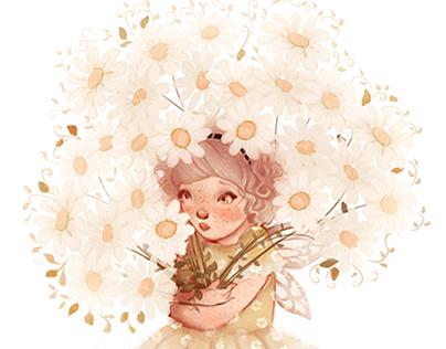 Daisies Fairies