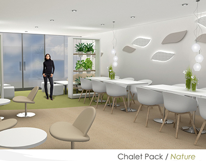 SIAE Chalets au  Salon Aeronautique Paris 2013