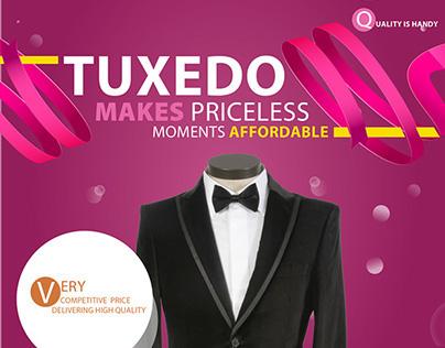Tuxedo see-through