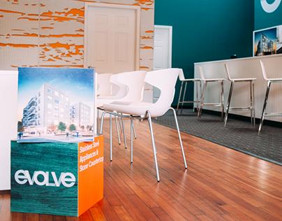 Evolve - Leasing Center