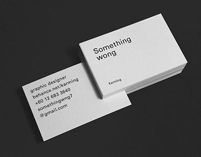 Somethingwong