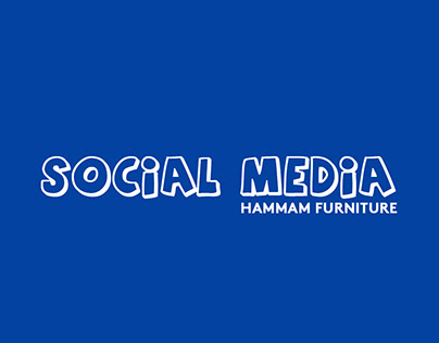 Social Media (Hammam Furniture)