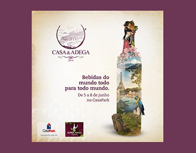 CasaPark - Casa&Adega