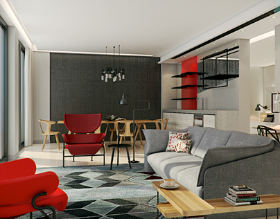 Guestrooms Project in Russia