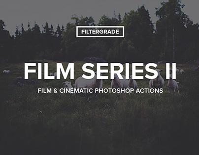 Film Series II Photoshop Actions