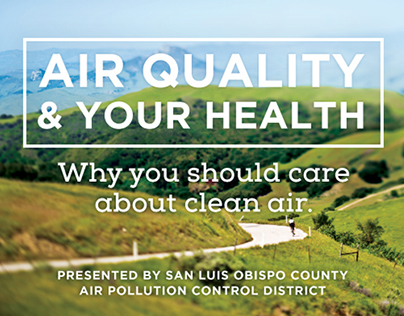 Air Quality & Your Health Infographic