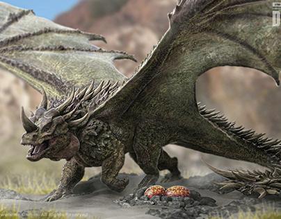 Nursery Dragon