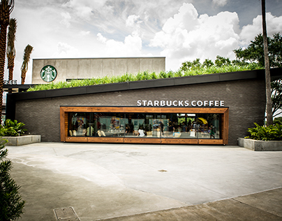 Starbucks Downtown Disney Orlando