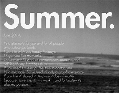 POSTER: Summer.