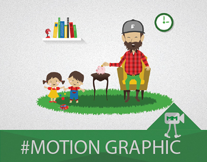 MM at Work - Motion Graphic 6th Project