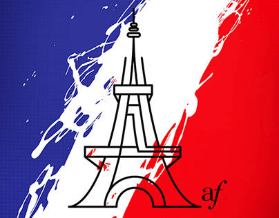 Iconography of the Eiffel Tower 2014.