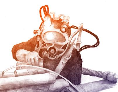 Subsea7 illustrations