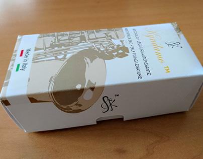 Sax Box Packaging