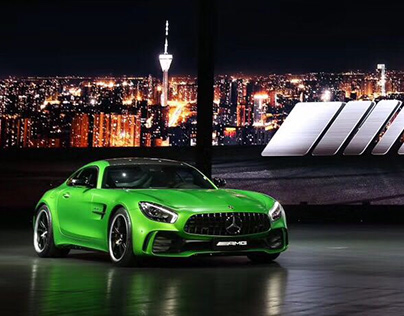 Mercedes Benz AMG All New 43 Chengdu Launch Eve
