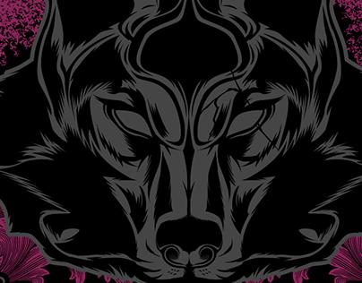 The Big Black Wolf