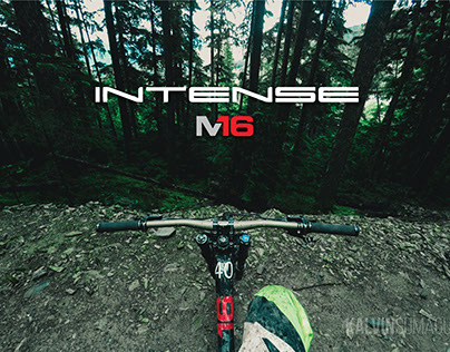 Intence Cycles M16C Poster