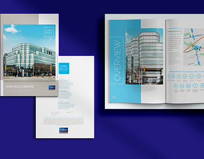 Editorial Design - Real Estate Branding
