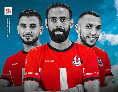 Fath Union Sport - 2021 Identity & Social Media