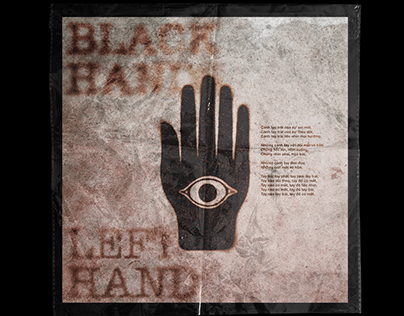 BLACK HANDS - Story of unusual mind