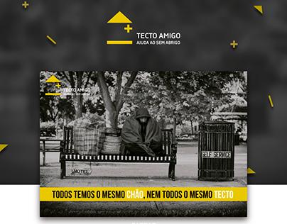 Campanha Social — Tecto Amigo (2015)