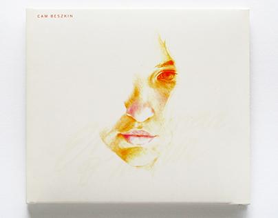 Cam Beszkin - Enamorar o morir - Album art