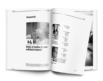 Revista Aurea- Mortalidad infantil