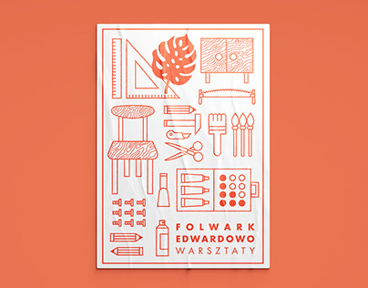 Poster Folwark Edwardowo
