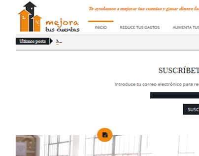 Mejoratuscuentas.com - Blog