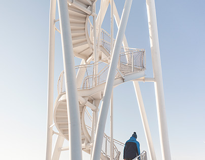 Fajtuv Observation Tower / Studio acht
