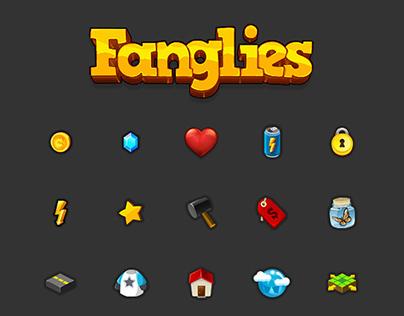 Fanglies
