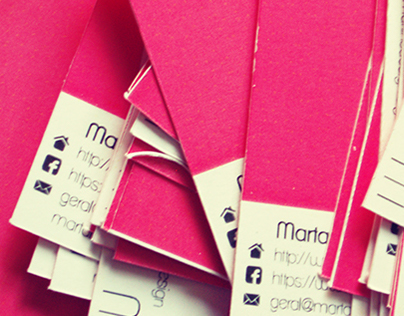 Marta Martins Business Cards