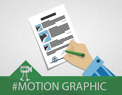 MM at Work - Motion Graphic 7th Project