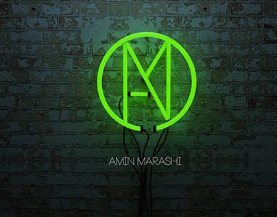 Neon Light Logo Promo