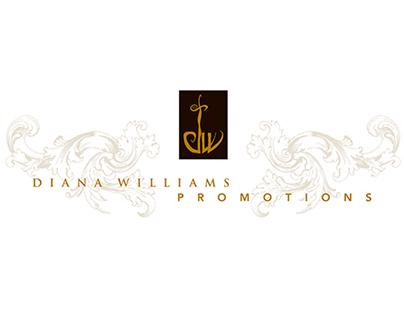 Diana Williams Promotions Branding