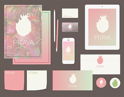 Pitaya branding