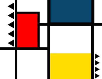 """""""Ode to Mondrian"""""""