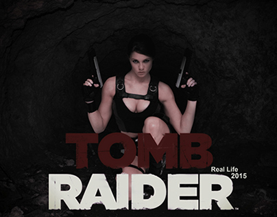 Tomb raider real life