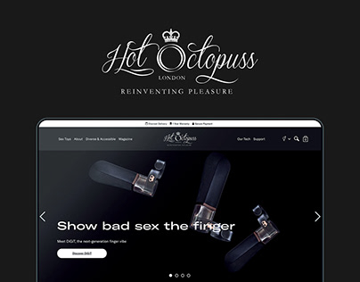 Hot Octopuss — Website