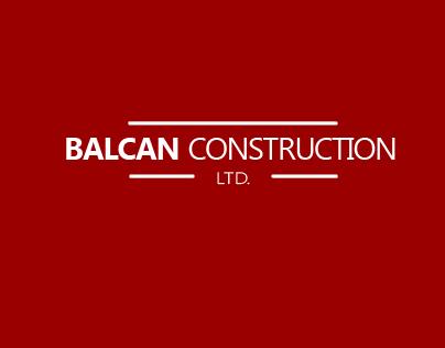 Balcan Construction Ltd - Concept