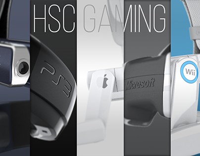 Gaming HSC Wearable Concepts