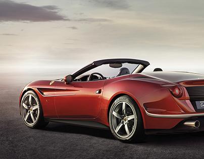 Ferrari California CS [Coda Stretta].