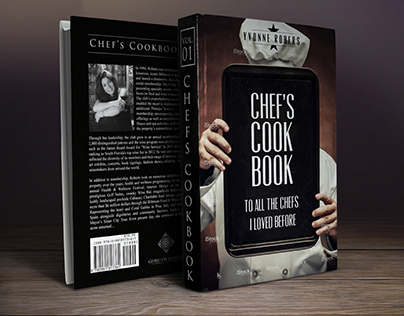 Book cover for CHEF'S COOKBOOK