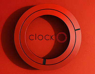 Clock'O by Kuadra studio