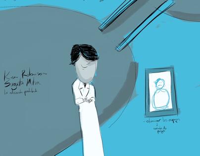 Caricaturas Congreso UNOi Panamá 2014