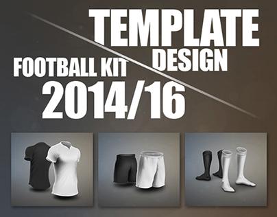 Football Kit Template
